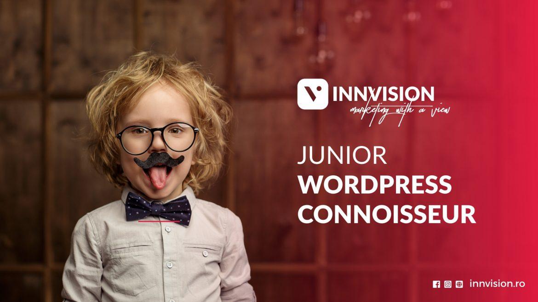 junior wordpress